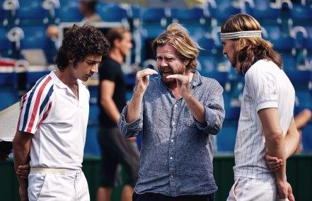 Shia LaBeouf, (McEnroe) -(Director): Janus Metz Pedersen - Sverrir Gudnason -