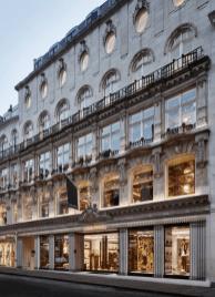 Lo store di Dolce & Gabbana a Londra in Old Bond Street