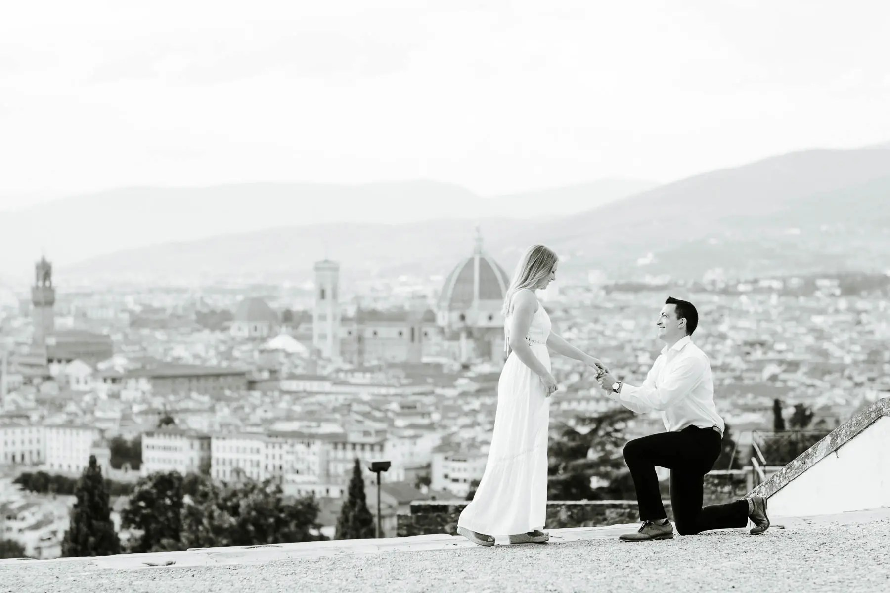 Proposing your fiancé or partner feels like the most beautiful thing ever
