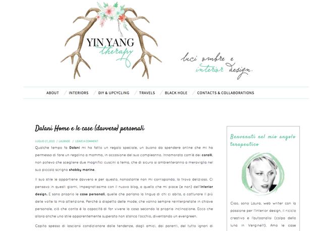 Ying Yang Therapy