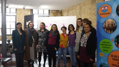 IWD Hackathon - barriers women in tech