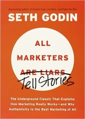seth godin all marketers tell stories libri growth hacking
