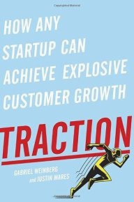traction libri sul growth hacking