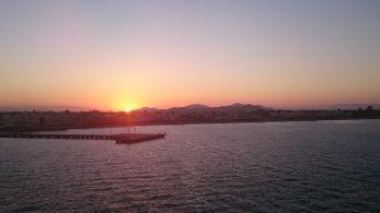 amazing-sunset-greece-Kos-april-2015
