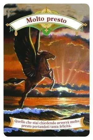 Molto presto - Il Messaggio degli Unicorni