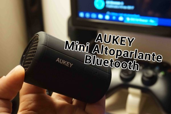AUKEY Mini Altoparlante Bluetooth