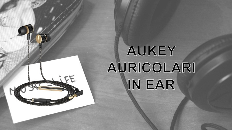 Aukey Auricolare in Ear