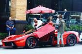 Lewis Hamilton Ferrari - 2