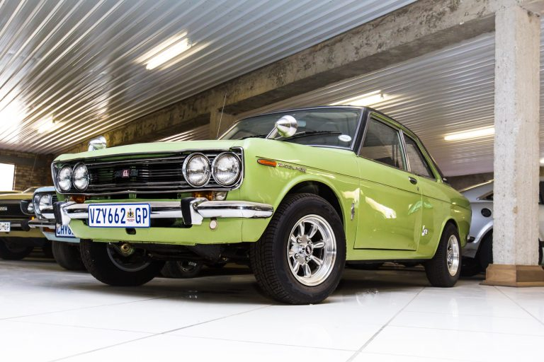 The Datsun Green Mamba