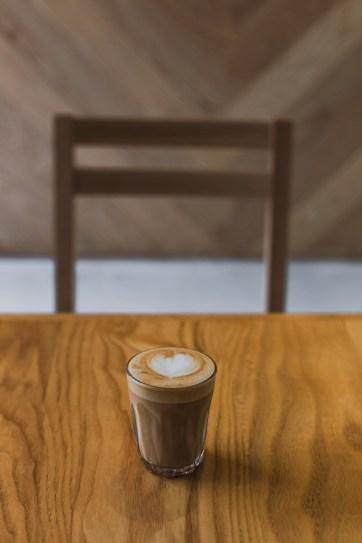 Father Coffee Cortado at The Zone in Rosebank