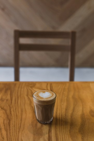 Father Coffee Cortado at The Zone in Rosebank
