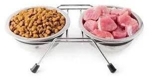 barf per cani o crocchette? Dieta a crudo o dieta commerciale?