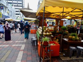 Central Market China Town KL