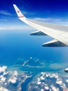 Asien Flug Malaysian Airways