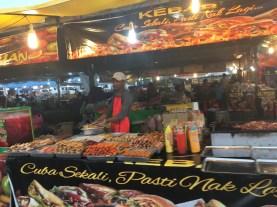 Streetfood Market Kuah Langkawi