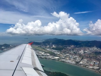 Air Asia Flight Malaysia