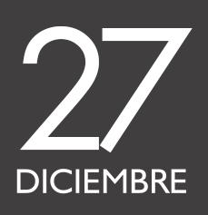 27 diciembre
