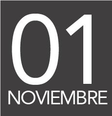 1 noviembre