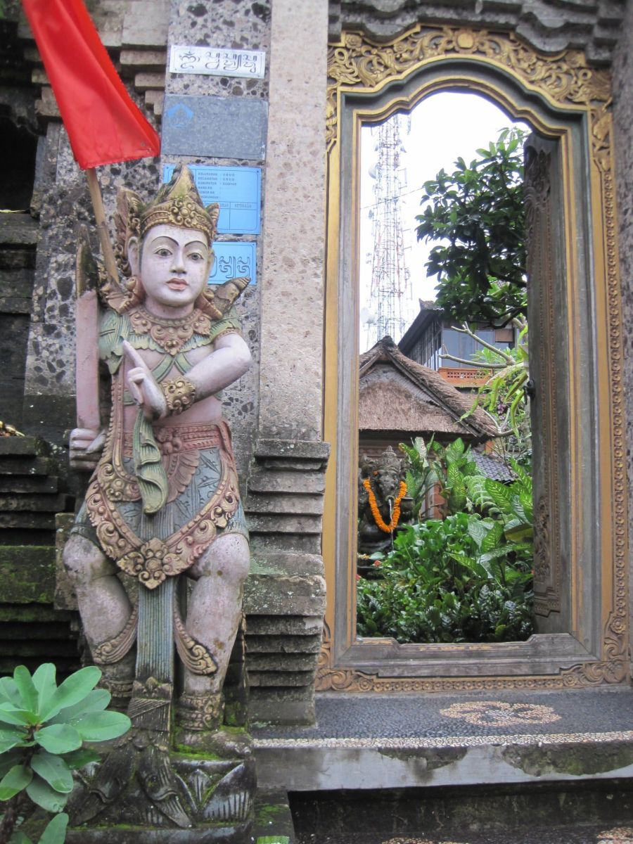 Bali, espiritualidad y turismo