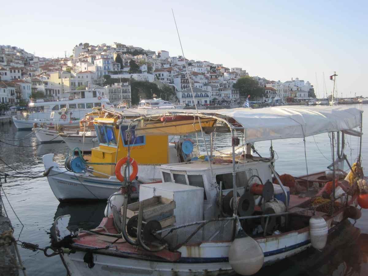Skiathos y Skopelos, ¡Mamma Mía, qué tesoro!