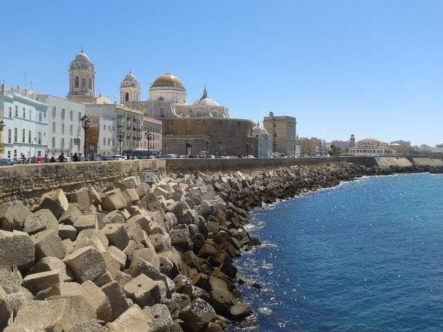 Conil y Cádiz, camino del sur