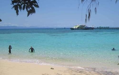 Gran Barrera de Coral en Cairns