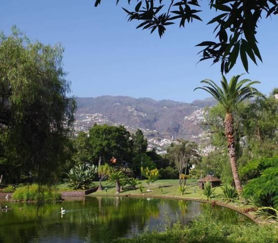 Parque Santa Catarina, Funchal, Madeira
