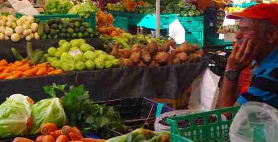 Mercado Lavadroes, Funchal, Madeira