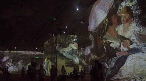 Goya en la exposición Picasso y los maestros españoles