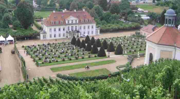 Schloss Wackerbarh, Radebeul
