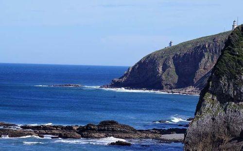 Cabo Matxitxako desde San Juan de Gaztelugatxe