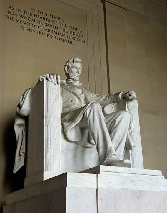 Abraham Lincoln Washington DC