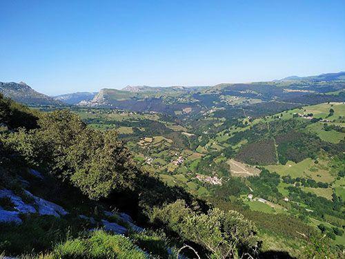 Mirador de Aja, Valle de Soba