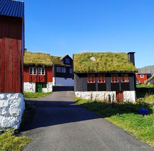 Elduvik, Islas Feroe