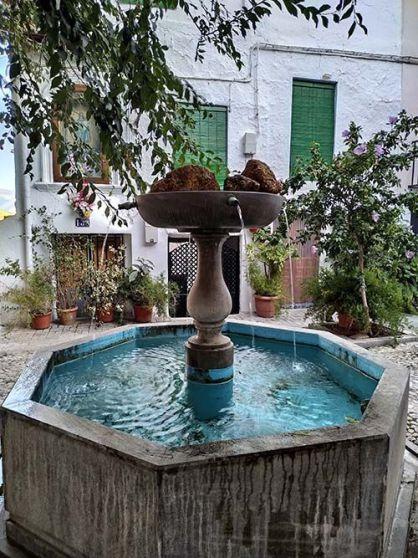 Fuente en Lanjarón