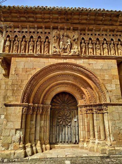 románico palentino, Moarves de Ojeda