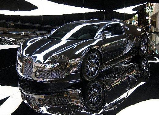 Bugatti Veyron tutte le edizioni speciali  Alesupercars
