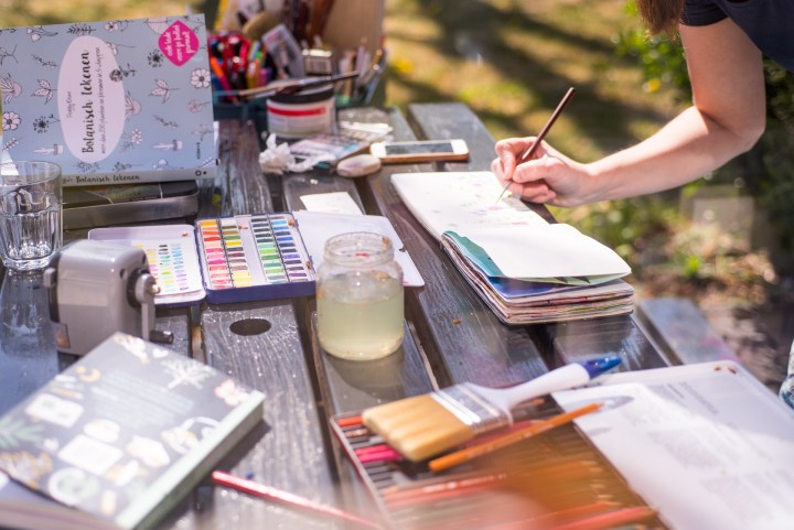 10 Ways To Make Your Art Class Work For You