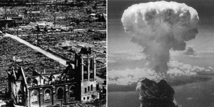 The two churches that survived the atomic bombs in Hiroshima and Nagasaki —  Aleteia
