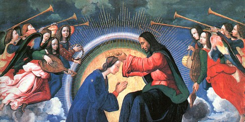 How the Queenship of Mary is connected to her Assumption --Aleteia
