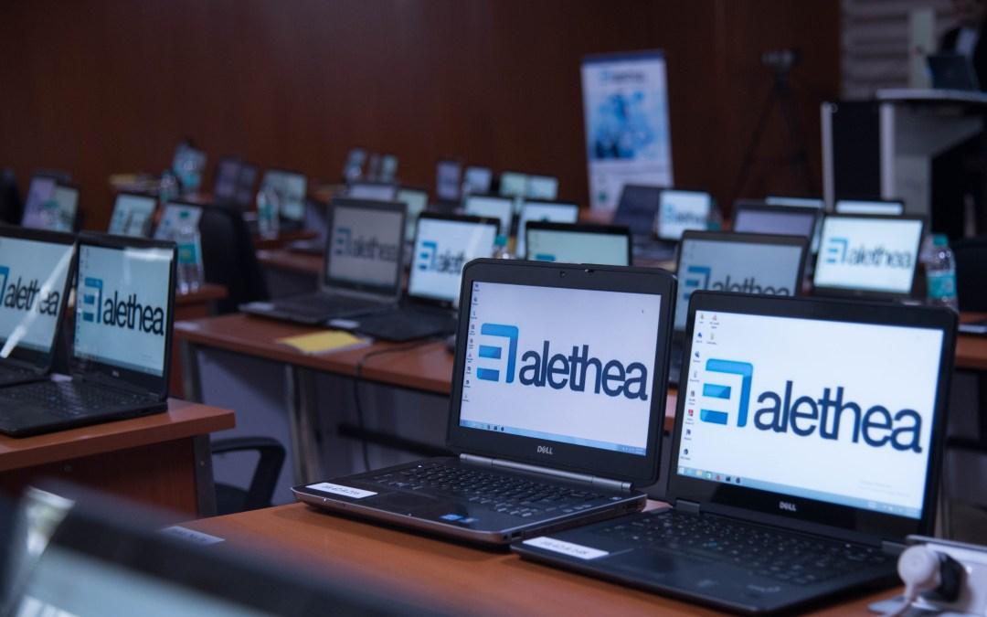 Alethea WiFi Performance & Throughput Test
