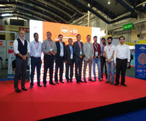 Alethea – 2nd runner up of CeBIT India +91 Innovation Challenge for its innovative, easy to use WiFi Test tool
