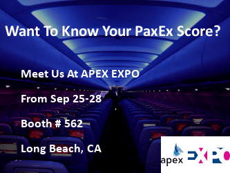 How well does your in-flight WiFi work? Booth 562 at APEX Expo holds the answer!!!