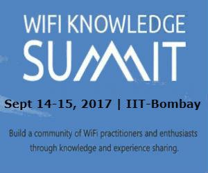 Meet Us At WiFi Knowledge Summit