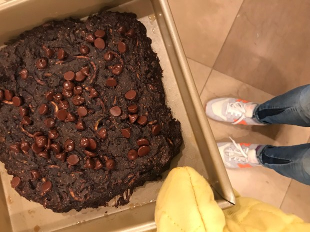 Gluten Free Flourless Brownies by Alethia True Fit By You
