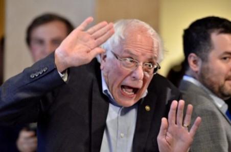 Bernie Sanders Blames Climate Change For Alabama Tornado