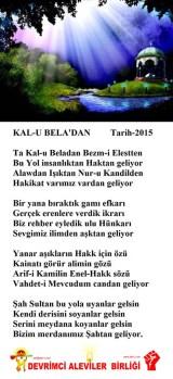 Alevi Bektaşi Kızılbaş Pir Sultan Devrimci Aleviler Birliği DAB sahtan geliyor