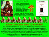 12 Hz imam Ali divani Alevi bektasi kizilbas pir sultan cemevi cem semah devrimci aleviler birligi DAB Feramuz Sah Acar necul belaga ali hutbe kitap 80