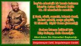 12 Hz imam Ali divani Alevi bektasi kizilbas pir sultan cemevi cem semah devrimci aleviler birligi DAB Feramuz Sah Acar halife hz ali islam kilici istikbali kele kesen