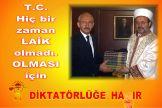 Devrimci Aleviler Birliği DAB Alevi Kızılbaş Bektaşi pir sultan cem hz Ali 12 imam semah Feramuz Şah Acar 19 hayir laik olmadi
